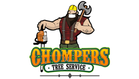 chompers tree service